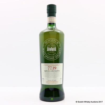 SMWS 77.19 Glen Ord 22 Year Old