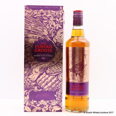 Famous Grouse 16 Year Old Vic Lee Edition
