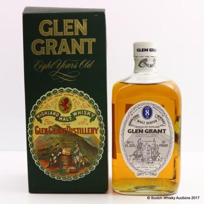 Glen Grant 8 Year Old 26 2/3 Fl Oz