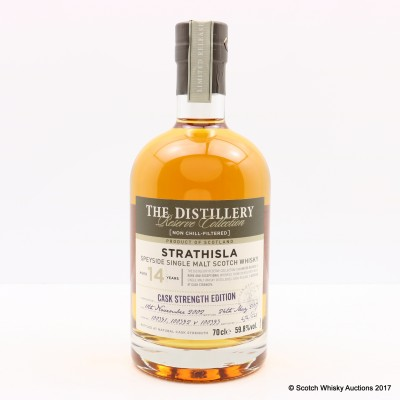 Strathisla 2002 14 Year Old Distillery Reserve Collection