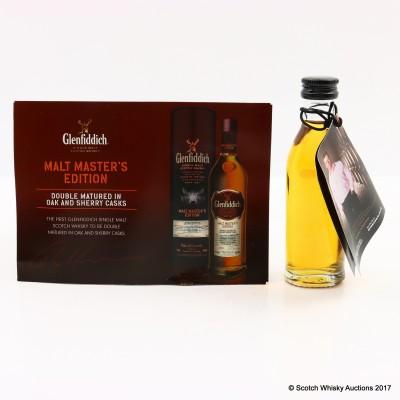 Glenfiddich Malt Master's Edition Mini 5cl