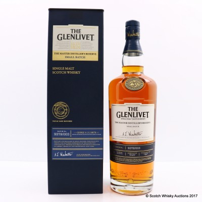 Glenlivet Master Distiller's Reserve Small Batch 1L