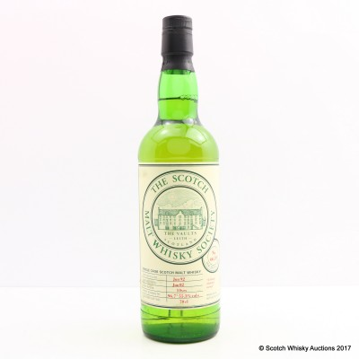 SMWS 66.10 Ardmore 1992 10 Year Old