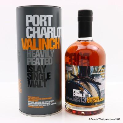 Port Charlotte Valinch 13 Smachd Air Caileachd 50cl