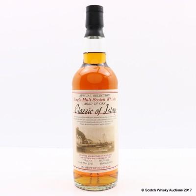 Classic Of Islay Vintge Malt Whisky Co. ltd 2015