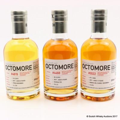 Octomore Micro Provenance 3 x 20cl