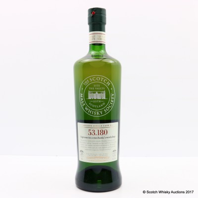 SMWS 53.180 Caol Ila 1992 20 Year Old