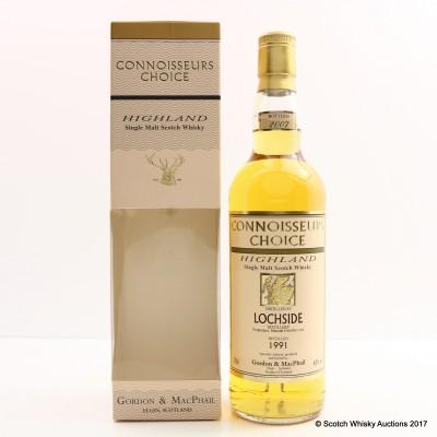 Lochside 1991 Connoisseurs Choice