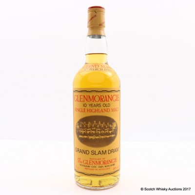 Glenmorangie 10 Year Old Grand Slam Dram 75cl