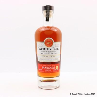 Worthy Park 2012 Cask Selection Series #1 Marsala Selected By La Maison Du Whisky