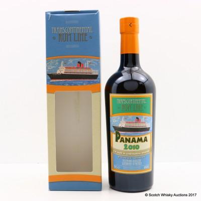 Panama 2010 Transcontinental Rum Line #4