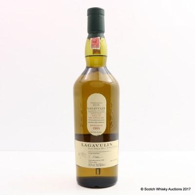 Lagavulin Distillery Only Cask Strength 2007 Release