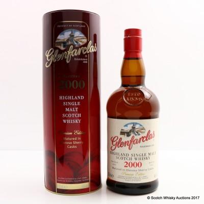 Glenfarclas 2000 Premium Edition