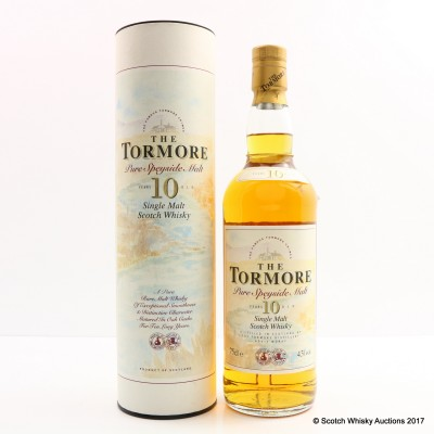 Tormore 10 Year Old 75cl