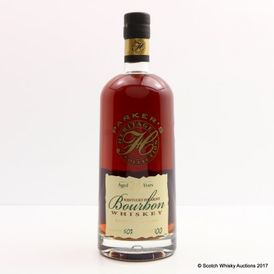 Parker's Heritage Collection 24 Year Old Bourbon Whiskey 75cl