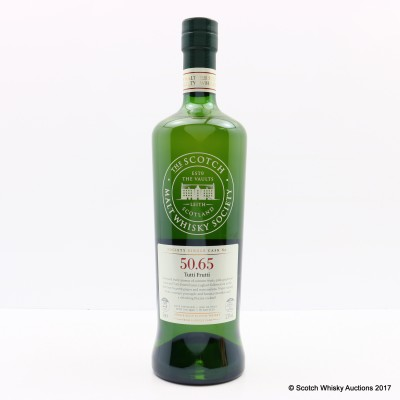 SMWS 50.65 Bladnoch 1990 25 Year Old