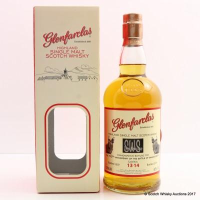Glenfarclas Commemorative Bottling For The 700th Anniversary Of The Battle Of Bannockburn