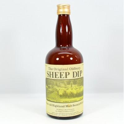 Sheep Dip 8 Year Old 26.2/3 Fl Ozs