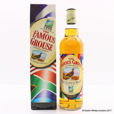 Famous Grouse Rugby World Cup Limited Edition