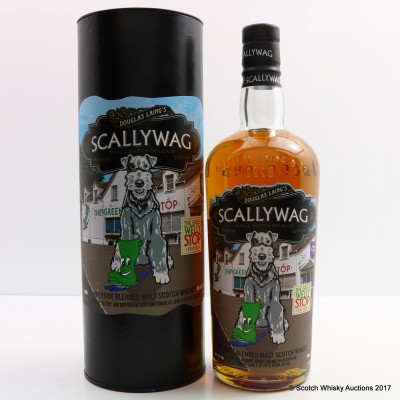 Scallywag Small Batch Release Green Welly Stop Edition
