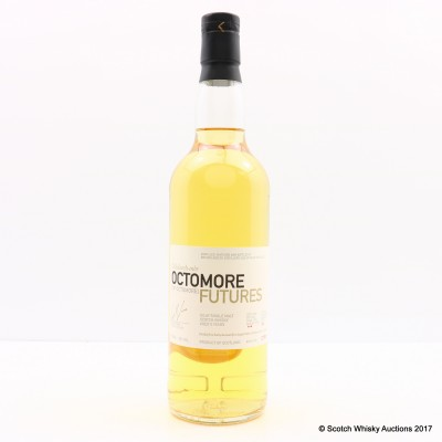 Octomore 5 Year Old Futures