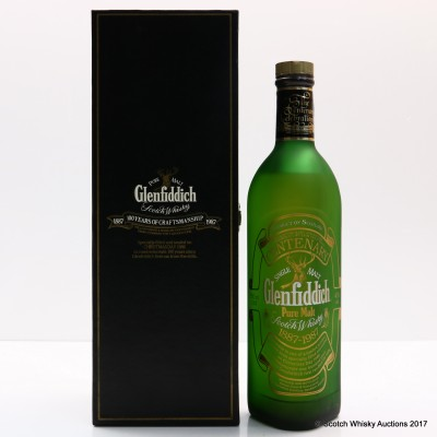 Glenfiddich Centenary Edition 75cl
