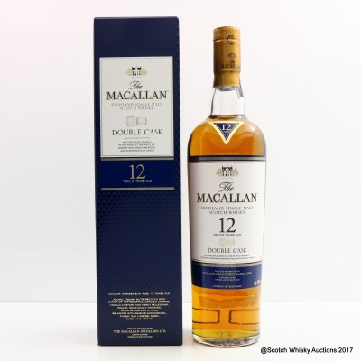 Macallan 12 Year Old Double Cask