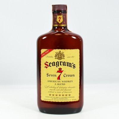 Seagram's Seven Crown One Pint