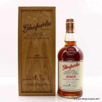 Glenfarclas 2007 Distillery Exclusive