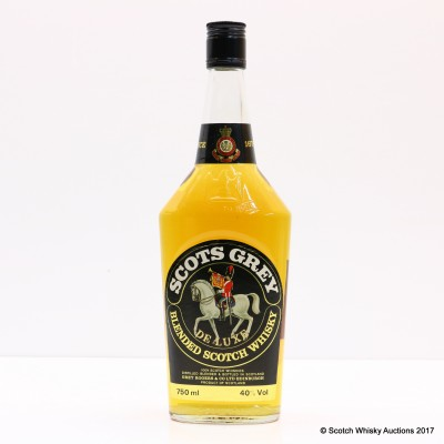 Scots Grey De Luxe Blended Whisky 75cl