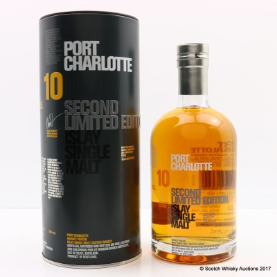 Port Charlotte 10 Year Old Second Edition