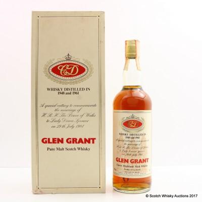 Glen Grant Royal Wedding Gordon & MacPhail 75cl