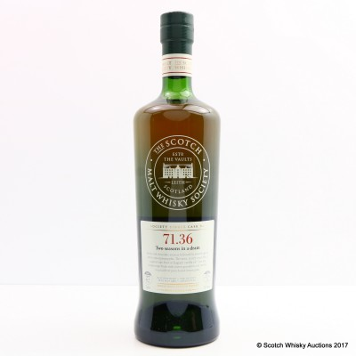 SMWS 71.36 Glenburgie 1985 27 Year Old
