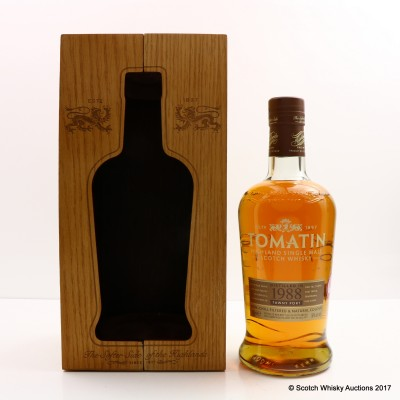 Tomatin 1988 27 Year Old Tawney Port Batch #3