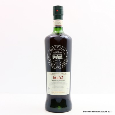 SMWS 66.62 Ardmore 1998 16 Year Old