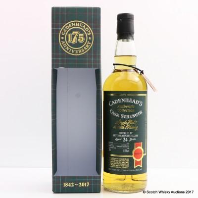 Fettercairn 1993 24 Year Old Cadenhead's