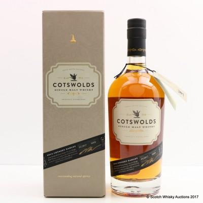 Cotswolds Single Malt Batch #3