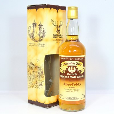 Aberfeldy 1970 16 Year Old CC