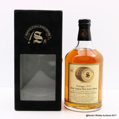 Braes Of Glenlivet 1979 18 Year Old Signatory
