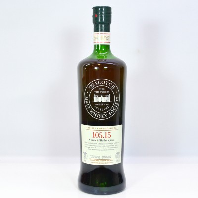 SMWS 105.15 Tormore 1983 28 Year Old