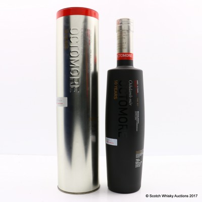 Octomore 10 Year Old 1st Release