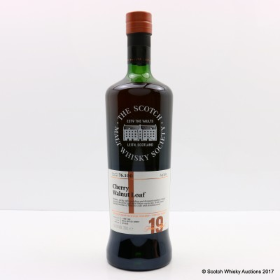 SMWS 76.100 Mortlach 1993 19 Year Old