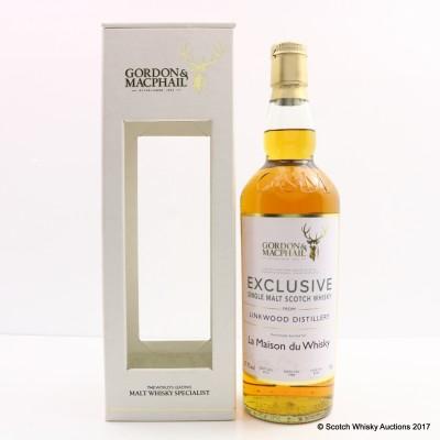 Linkwood 1980 Gordon & MacPhail For La Maison du Whisky