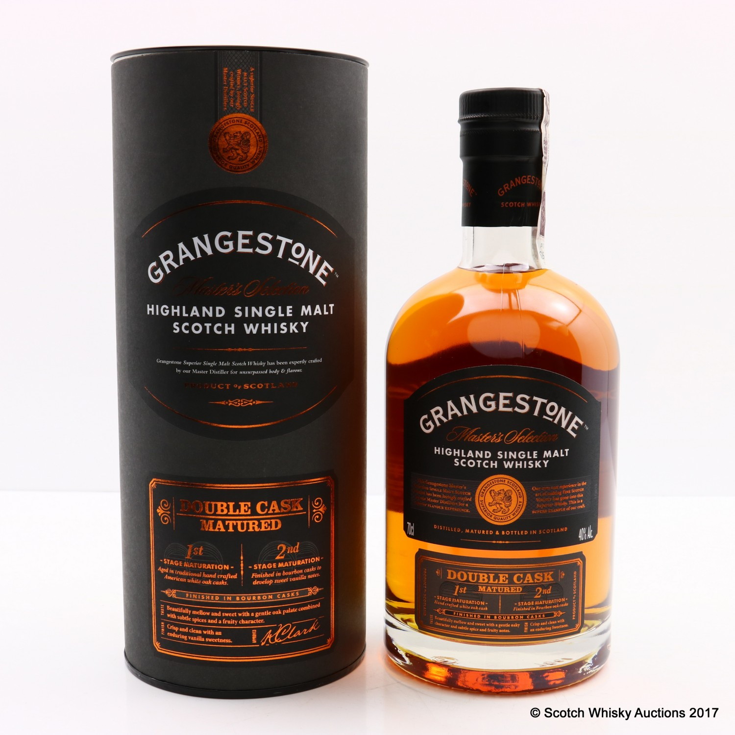 scotch whisky auctions the 80th auction grangestone master s