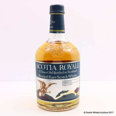 Scotia Royale 12 Year Old 75cl