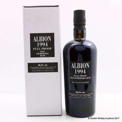 Albion 1994 17 Year Old Demerara Rum