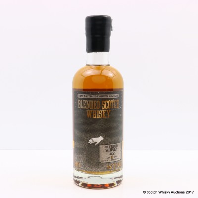 Boutique-Y Whisky Co Blended Whisky #2 18 Year Old Batch #2 50cl