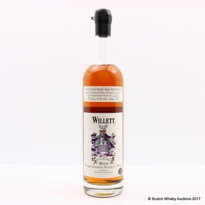 Willett Single Barrel Bourbon 4 Year Old 75cl