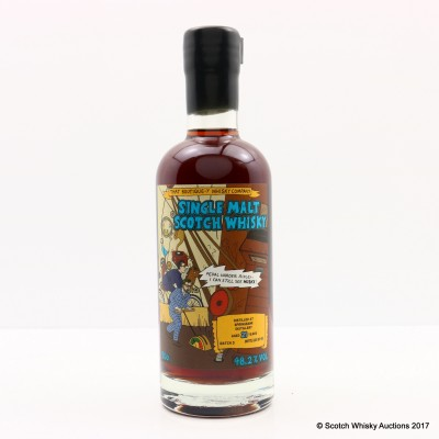 Boutique-y Whisky Co Springbank 21 Year Old Batch #3 50cl