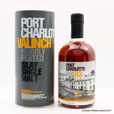 Port Charlotte Valinch 03 Tina MacKinnon 50cl